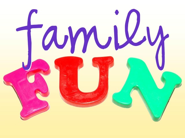 Family Fun Workshop