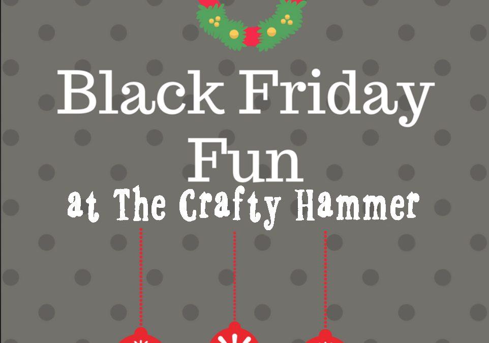 Black Friday Children's Fun Day 2:00 – 6:00